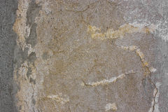 Very grungy cement wall Stock Photos