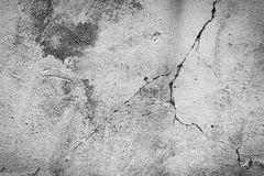 Very grungy and damaged wall Stock Photography
