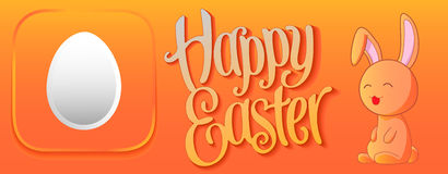 Very Happy Easter Royalty Free Stock Image