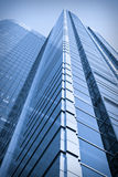 Very high office building Royalty Free Stock Photo