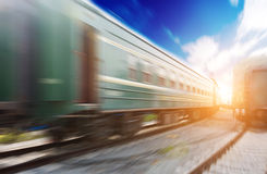 Very high-speed train Stock Photos