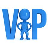 Very important person 3D Royalty Free Stock Photography