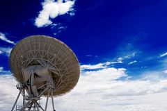 Very Large Array. VLA part in New Mexico Stock Photo