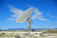 Very Large Array Royalty Free Stock Photo