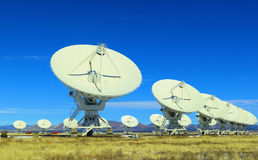 Very Large Array Royalty Free Stock Photography