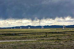 Very Large Array - New Mexico Stock Image