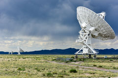 Very Large Array - New Mexico Royalty Free Stock Photography