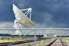 Very Large Array - New Mexico Stock Photography
