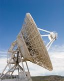 Very large array part 4. VLA part in New Mexico Royalty Free Stock Photos