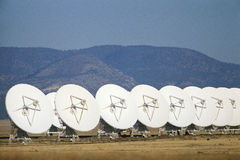 Very Large Array radio Stock Images