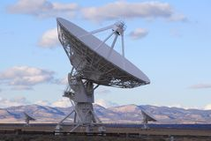 Very Large Array Satellite  Stock Photo