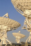 Very large Array of Satellite Dishes royalty free stock images