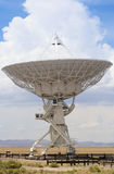 A Very Large Array Scene in New Mexico Stock Photography