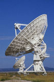 Very Large Array in Socorro, NM Stock Images