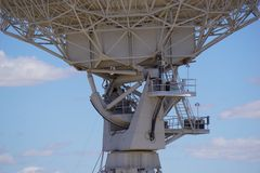 Very large array tower Stock Photo