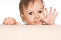 Very nice baby Stock Photo