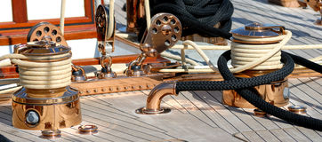 Very nice boat, regates royale Royalty Free Stock Images