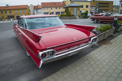Very nice 1961 cadillac deville Stock Photo