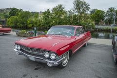 Very nice 1961 cadillac deville Stock Images