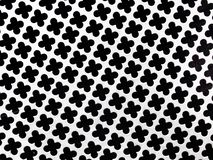 Very nice close up shot of white and black steel grid stock illustration