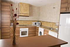 A very nice kitchen. Stock Photography