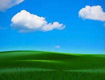 Very nice landscape Stock Photography