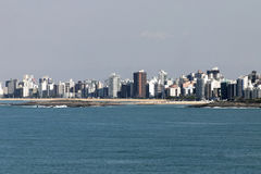 Very Nice View Of Vitoria Royalty Free Stock Photo