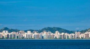 very nice view of rio de janeiro royalty free stock photography