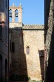 very nice villagge named san gimignano Stock Photography