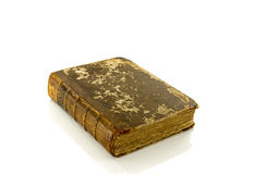 Very old book Stock Photography
