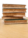 Very old books Royalty Free Stock Image