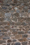 Very old brick wall texture Royalty Free Stock Photography