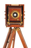 Very Old Camera Royalty Free Stock Images