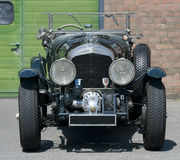 Very old car Royalty Free Stock Images