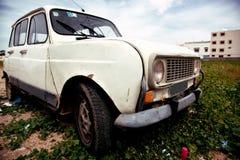 Very old car Stock Photos