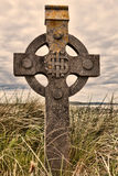 Very old celtic cross Royalty Free Stock Photos