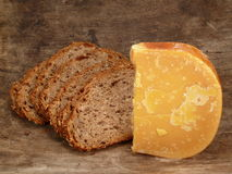 Very old cheese Royalty Free Stock Photography