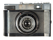 Very old classic camera Stock Photography
