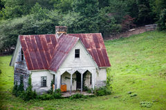 Very Old Country Home Royalty Free Stock Photos