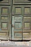 Very old door royalty free stock photo