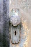 Very old door knob Stock Photos