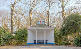 Very old gazebo Royalty Free Stock Image