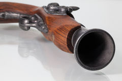 Very old gun Stock Photography