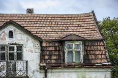 Very old house Royalty Free Stock Photography