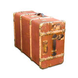 A very old luggage Royalty Free Stock Photography