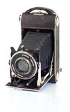 Very old photographic camera Royalty Free Stock Images