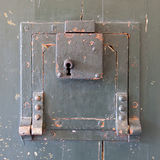 Very old prison door Stock Photos