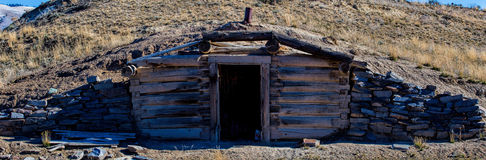 Very Old Root Cellar Stock Photos