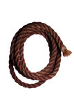 Very old rope Royalty Free Stock Photography