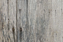 Very old rusty hardwood door for background use Royalty Free Stock Image